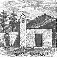 Church of Placa Baiana